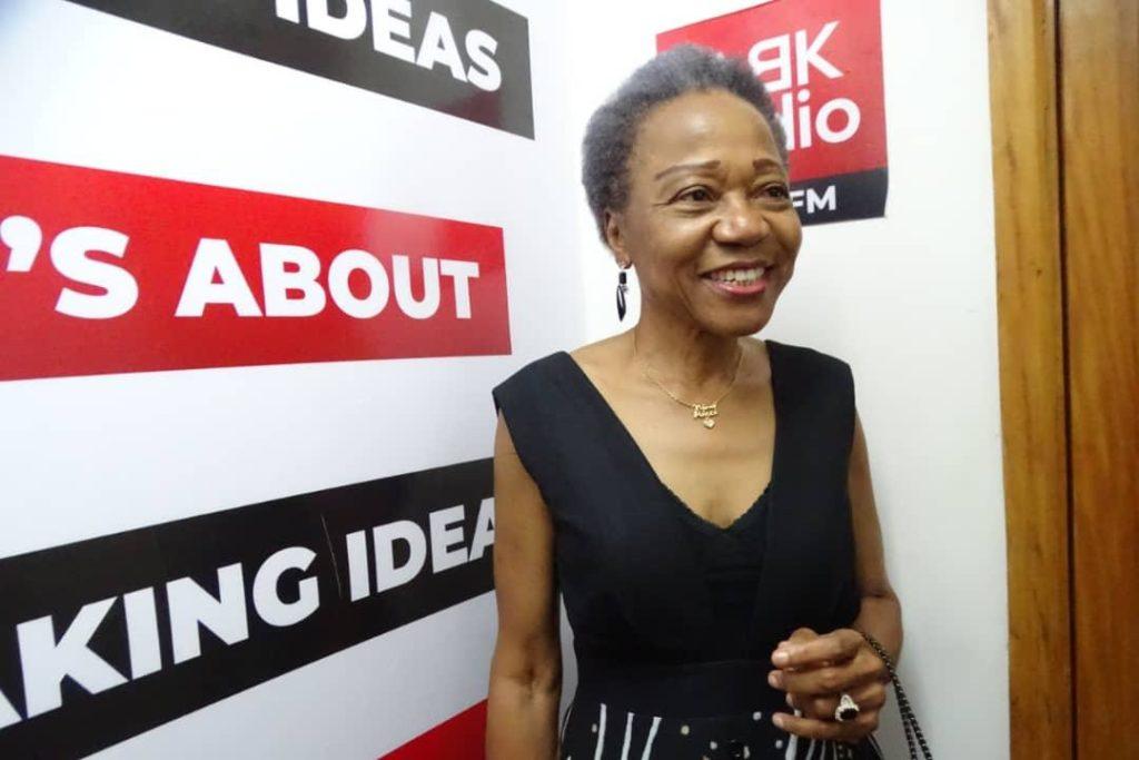 Dr Ernestine GWET-BELL