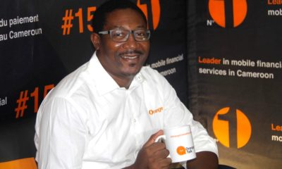 Serge MBARGA, Product and service manager à Orange Cameroun